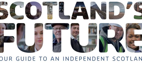 スコットランド独立住民投票